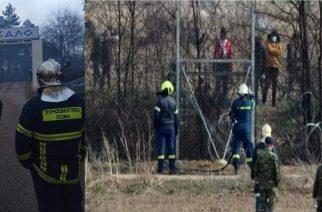 Χρυσοχοίδης στην Πυροσβεστική: Συγχαρητήρια για την εξαιρετικά σημαντική συνεισφορά στην κρίση του Έβρου