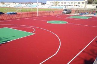 """""""Πόλη και Πολίτες""""-Β.Λαμπάκης: Αναμένουμε την ολοκλήρωση και των υπολοίπων δύο γηπέδων μπάσκετ"""