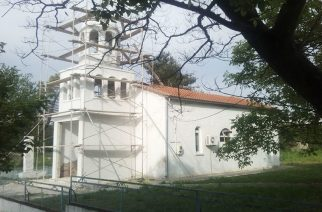 Εργασίες αποκατάστασης στην εκκλησία του… χωριού των ανθρακωρύχων, τον Δίλοφο Ορεστιάδας