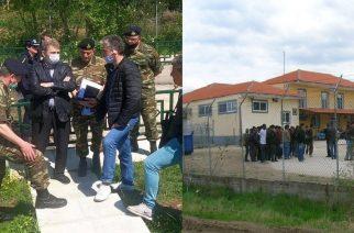 Ορεστιάδα: Τι ακριβώς συμφώνησαν για τα Κέντρα λαθρομεταναστών στο Φυλάκιο οι Μαυρίδης και Χρυσοχοίδης;