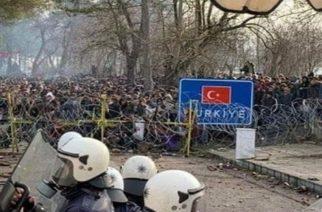 Απόρρητη έκθεση Frontex: Νέο κύμα λαθρομεταναστών στον Έβρο, μόλις αρθούν τα μέτρα στην Τουρκία