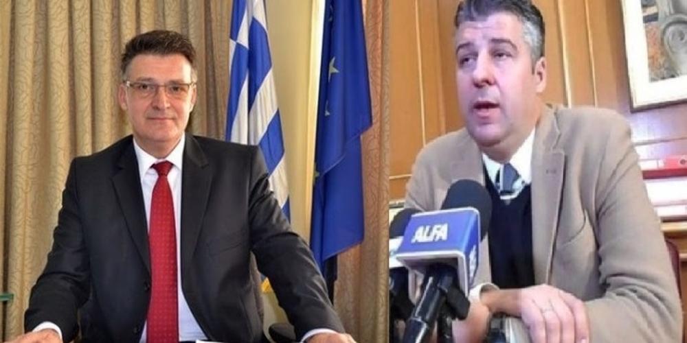 """""""Καρφιά"""" Πέτροβιτς: Ο Τοψίδης ενδιαφέρεται για την πολιτική του προβολή. Όχι για την Πολιτική Προστασία"""