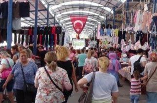 Στους 900.000 οι Έλληνες που πήγαν για ψώνια στην Αδριανούπολη το 2019!!!
