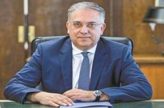 Στην Αλεξανδρούπολη έρχεται την Πέμπτη ο υπουργός Εσωτερικών Τάκης Θεοδωρικάκος