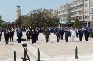 Η Αλεξανδρούπολη γιόρτασε την επέτειο 100 χρόνων από την απελευθέρωση της (ΒΙΝΤΕΟ+φωτό)