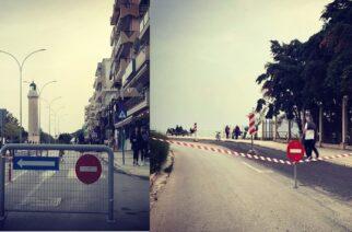 Αλεξανδρούπολη: Κυκλοφοριακό… έμφραγμα στην πόλη, απ' την απόφαση για κλείσιμο της παραλιακής και την ημέρα