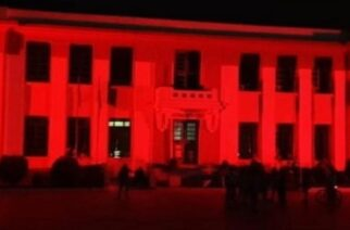 Δημαρχείο Αλεξανδρούπολης: Φωταγωγείται αύριο με κόκκινο χρώμα, Ημέρα Μνήμης της Γενοκτονίας των Ελλήνων του Πόντου