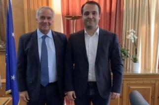 Η δήλωση του βουλευτή Χ.Δερμεντζόπουλου για την υπογραφή των αποζημιώσεων στους αγρότες του Έβρου