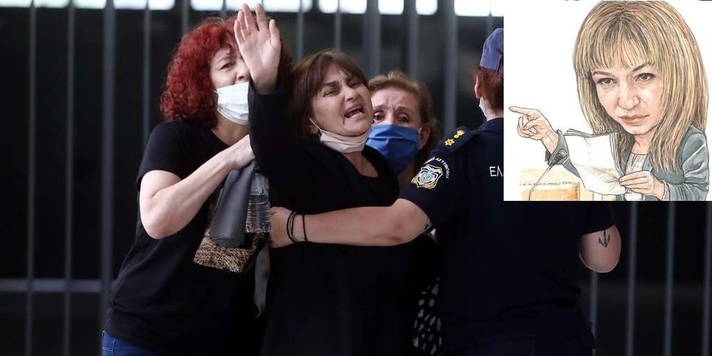 Η εισαγγελέας της πολύκροτης δίκης Τοπαλούδη λύνει τη σιωπή της! Απαντήσεις προς πάσα κατεύθυνση