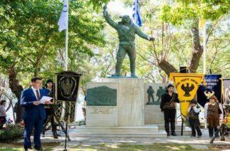 Η Ημέρα Μνήμης της Γενοκτονίας των Ποντίων τιμήθηκε σήμερα στην Αλεξανδρούπολη (φωτορεπορτάζ)