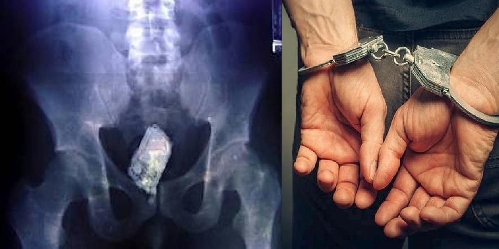 """Αλεξανδρούπολη: Τον συνέλαβαν, έκρυβε ηρωίνη μέσα στον… πισινό του, αλλά την """"μύρισε"""" ο αστυνομικός σκύλος"""