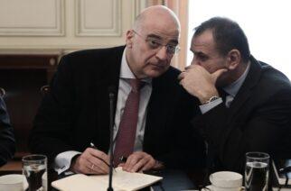 Ένταση στην Επιτροπή Εξωτερικών και Άμυνας για τον Έβρο, παρουσία των τριών βουλευτών μας