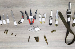 Είχε το σπίτι του, σε χωριό της Ορεστιάδας, γεμάτο μαχαίρια και συνελήφθη