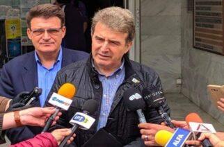 """Χρυσοχοΐδης: """"Ο φράχτης στον Έβρο θα κατασκευαστεί. Θα προασπίσουμε τα συμφέροντα της χώρας"""""""