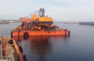 Σαμοθράκη: Ολοκληρώθηκαν οι εργασίες εκβάθυνσης στο λιμάνι Καμαριώτισσας – Ξεκινούν τώρα στα Θέρμα