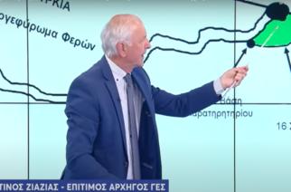 Επίτιμος Αρχηγός ΓΕΣ Κ.Ζιαζιάς: Τουρκικό ποδάρι δεν πάτησε στον Έβρο (ΒΙΝΤΕΟ)