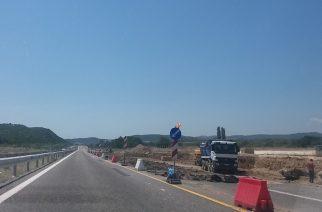 Παράταση ως τις 13 Ιουλίου στις εργασίες κατασκευής διοδίων στο Αρδάνιο