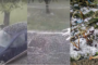 Ισχυρές καταιγίδες με δυνατό χαλάζι σε ολόκληρο τον Έβρο (ΒΙΝΤΕΟ)