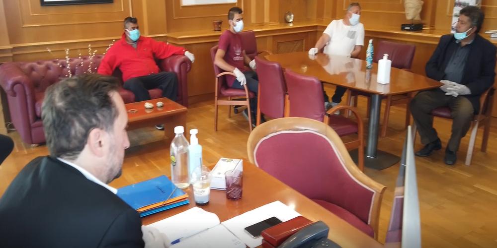 ΣΚΑΝΔΑΛΟ: Η δημοτική αρχή Λαμπάκη είχε δεκάδες εργαζόμενους χωρίς συμβάσεις, ανασφάλιστους και απλήρωτους για χρόνια