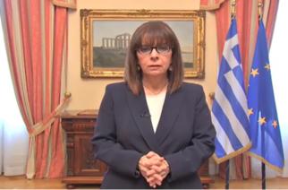 Μήνυμα της Προέδρου της Δημοκρατίας, για τα 100 χρόνια απ' την απελευθέρωση της Θράκης – Συνομιλία με Γ.Ζαμπούκη