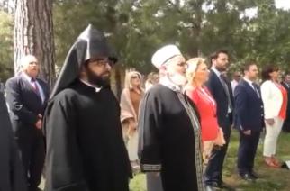 ΒΙΝΤΕΟ: Ο μουφτής Κομοτηνής ψάλλει τον εθνικό μας ύμνο στην 100η επέτειο απελευθέρωσης της Θράκης!!!