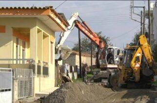 Αλεξανδρούπολη: Επίσπευση εργασιών για την κατασκευή των δικτύων αποχέτευσης Μάκρης