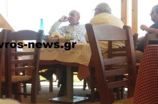 """Βουλγαράκης: Στην Αλεξανδρούπολη ο πρώην υπουργός με το περίφημο """"ότι είναι νόμιμο είναι και ηθικό"""""""