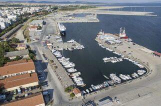 Ακόμα και μέσα στον Ιούνιο ο διαγωνισμός για το λιμάνι της Αλεξανδρούπολης