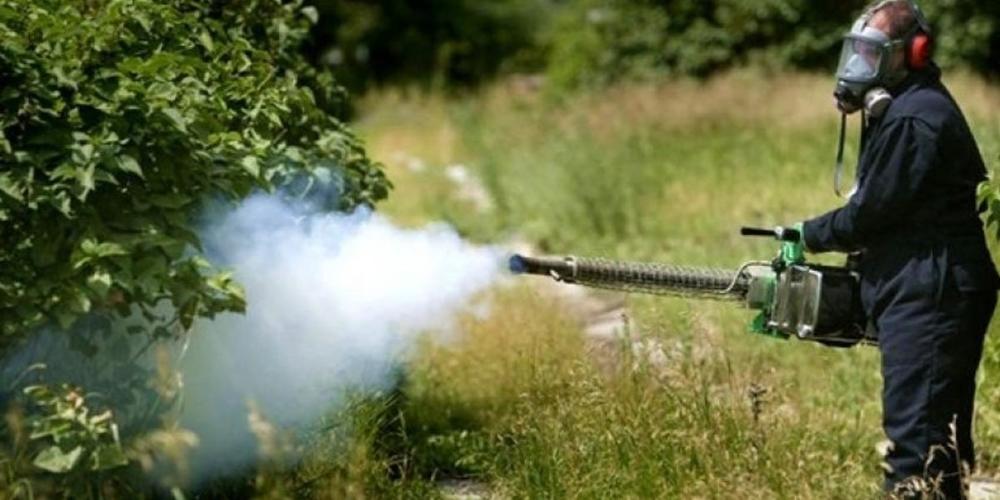 Εντείνονται οι ψεκασμοί για την καταπολέμηση των κουνουπιών στον Έβρο