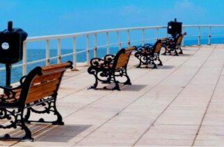 Αλεξανδρούπολη: Πολλά καινούργια παγκάκια τοποθέτησε η δημοτική αρχή, σε διάφορα σημεία της πόλης