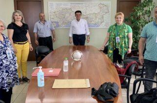 Αιτήματα και προβλήματα έθεσε στη συνάντηση με τον Αντιπεριφερειάρχη Έβρου το Δ.Σ. Συλλόγου Τρίτεκνων
