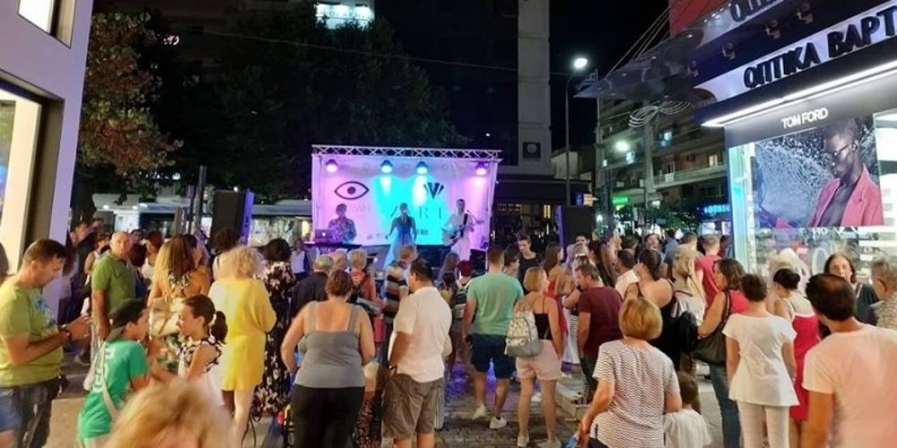 """Αλεξανδρούπολη: Αναβλήθηκε λόγω κορονοϊού, η φετινή """"Λευκή Νύχτα"""" απ' τον Εμπορικό Σύλλογο"""