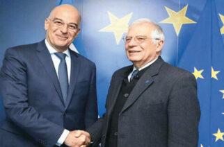 Στον Έβρο έρχονται την Τετάρτη ο Ν.Δένδιας με τον Ύπατο Εκπρόσωπο της Ε.Ε Ζ.Μπορέλ