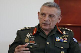 Αρχηγός ΓΕΕΘΑ: «Όποιος πατήσει τα ποδάρια του σε ελληνικό έδαφος, πρώτα θα τον κάψουμε….»