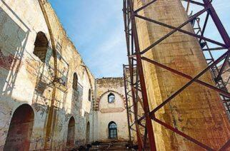 Διδυμότειχο: Πρόταση για την κατεστραμμένη στέγη του τεμένους Βαγιαζήτ από το ΕΜΠ