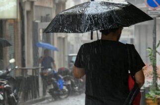 Βροχές και σποραδικές καταιγίδες και σήμερα σε Έβρο και Θράκη γενικότερα