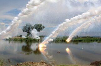Έβρος: Εντυπωσιακές εικόνες από στρατιωτική άσκηση, παρουσία του Αρχηγού ΓΕΣ