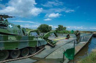 Εβρος: Εντυπωσιακές ασκήσεις διάβασης ποταμού από τον Στρατό Ξηράς
