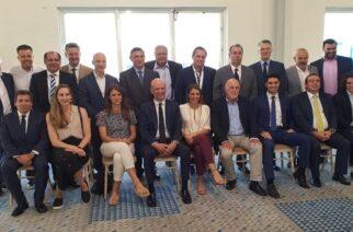 Ο Εβρίτης Κωνσταντίνος Χατζηκωνσταντίνου επανεξελέγη στη διοίκηση του Συνδέσμου Ελληνικών Τουριστικών Επιχειρήσεων (ΣΕΤΕ)