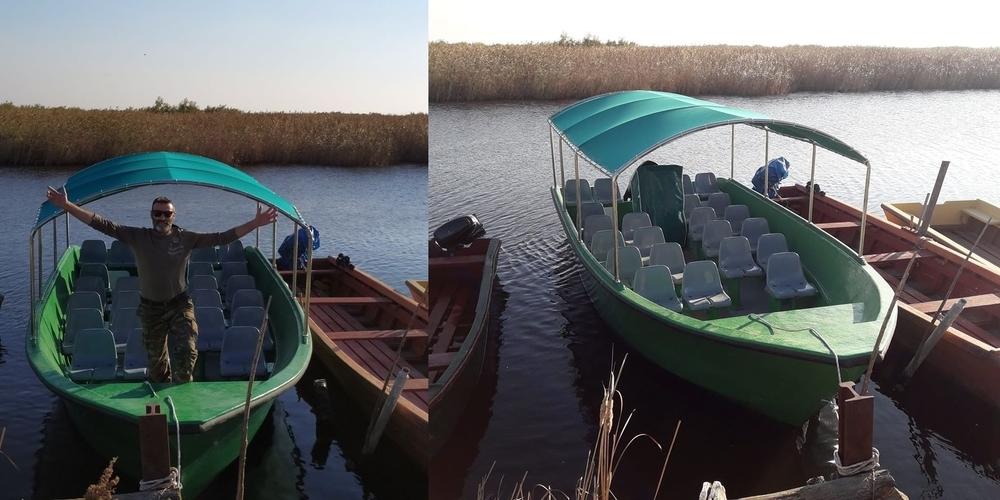 Άδεια για επαγγελματικό σκάφος τουριστικών περιηγήσεων στο Δέλτα Έβρου, δίνει η Περιφέρεια ΑΜ-Θ