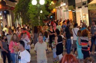 Αλεξανδρούπολη: Ανοιχτά την καλοκαιρινή περίοδο ως τις 10 το βράδυ τα καταστήματα