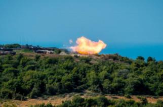 Αλεξανδρούπολη: Καταιγισμός πυρών επί δύο μέρες απ'την ΧΙΙ Μεραρχία