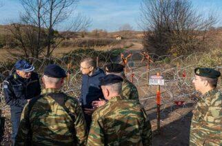 Στον Έβρο έρχεται την Παρασκευή ο υφυπουργός Εθνικής Άμυνας Αλκιβιάδης Στεφανής