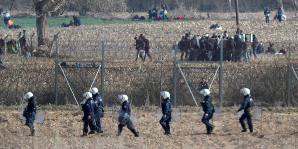 """Έβρος: Κάποιοι """"ανακάλυψαν"""" 6.000 λαθρομετανάστες στα σύνορα με την Τουρκία – Τι ακριβώς συμβαίνει!!!"""