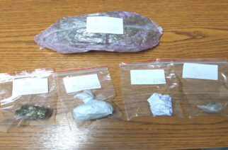 Τρεις συλλήψεις για ναρκωτικά στην Αλεξανδρούπολη