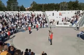 Ορκίστηκαν σήμερα οι 400 νέοι Συνοριοφύλακες σε Αλεξανδρούπολη και Διδυμότειχο (ΒΙΝΤΕΟ)