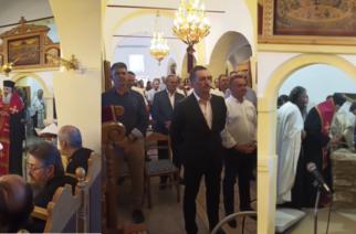 BINTEO: Πραγματοποιήθηκαν απόψε τα εγκαίνια του ανακαινισμένου Ιερού Ναού Προφήτου Ηλία στη Μελία Αλεξανδρούπολης