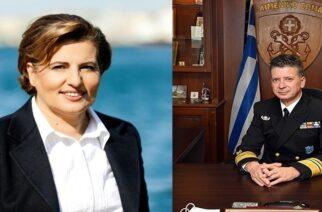 Σαμοθράκη: Έρχονται η Γενική Γραμματέας του υπουργείου Ναυτιλίας και ο Αρχηγός Λιμενικού Σώματος