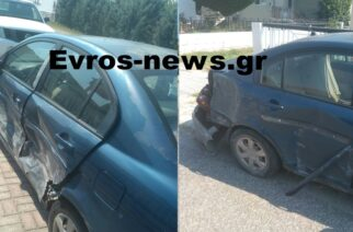 Αποθρασύνθηκαν οι διακινητές λαθρομεταναστών – Έπεσαν στον Προβατώνα πάνω σε αυτοκίνητο Συνοριοφύλακα τραυματίζοντας τον!!!