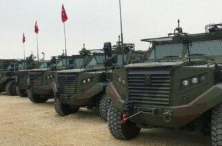 Η απάντηση της Κομισιόν στην Ερώτηση της Μ.Σπυράκη, για τη χρηματοδότηση οχημάτων παρακολούθησης της Τουρκίας